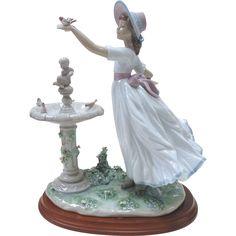 Porcelain Of China Key: 2006227612 Porcelain Jewelry, Fine Porcelain, Porcelain Ceramics, Painted Porcelain, Thomas Kinkade, Royal Doulton, Statues, Ceramic Animals, Jar Lamp