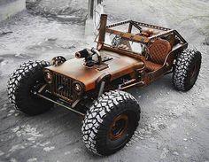 Rat Rods, Jeep Rat Rod, Rat Rod Cars, Cool Jeeps, Cool Trucks, Big Trucks, Cool Cars, Semi Trucks, Jeep Willys