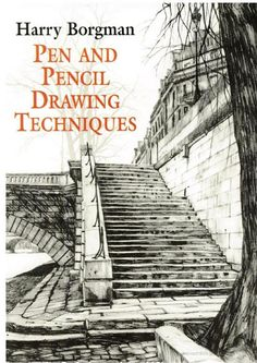 ISSUU - Pen and pencil drawing techniques by Júlio Gallinaro Maranho