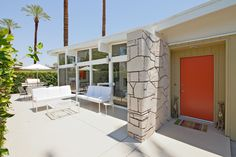 $549,000  For Sale! Mid-Century with Butterfly roof in Rancho Mirage CA