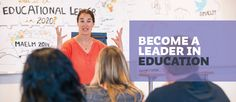 Master of Arts in Educational Leadership and Management Educational Leadership, Gain, How To Become, Career, University, Management, Product Launch, Victoria, Teacher