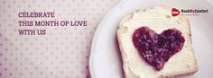Valentine day _ Food Love _ Cover 3