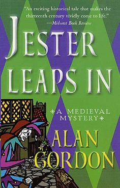 Jester Leaps In: A Medieval Mystery (Fools' Guild Mysteries) « LibraryUserGroup.com – The Library of Library User Group