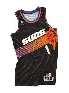 penny hardaway black phoenix suns jersey