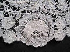Image result for Point de Gaze lace