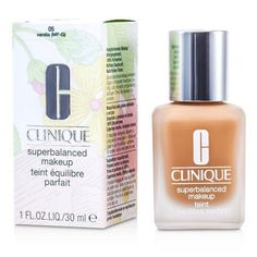 Clinique - Superbalanced MakeUp - No. 05 Vanilla 30ml/1oz *** Additional details found at the image link  : Travel Makeup