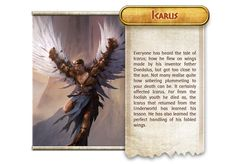 Update On Wings of Hope · Mythic Battles: Pantheon Closer To The Sun, Raise Funds, Cursed Child Book, Greek Mythology, Folklore, Creepy, Battle, Wings, Hero