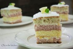 Ola in the Kitchen: Ciasto tortowe