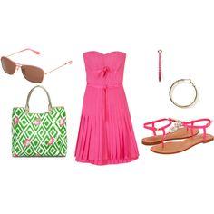 Bright Spring Colors