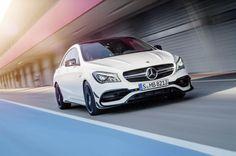 Mercedes-Benz CLA gets added style | Eurekar