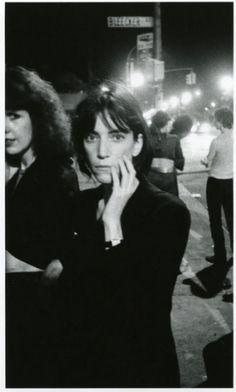 Patti Smith CBGB 1976