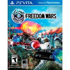 Freedom Wars [Sony PS Vita]