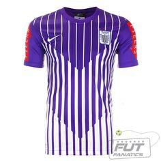 Camisa Nike Alianza Lima Away 2012