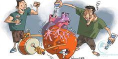 Bia rượu quá mức khiến bạn phải dùng đến thuốc gan
