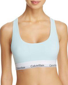 238772e06f5b3 Calvin Klein Modern Cotton Bralette Calvin Klein Bralette Outfit