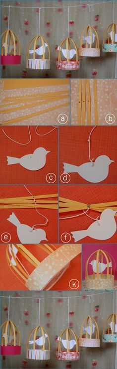 Diy Cute Paper Bird | Best DIY Ideas