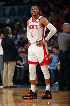 View photos for Photo Gallery: Rockets at OKC Sports Basketball, College Basketball, Basketball Players, Nba Houston Rockets, Nba Pictures, Nba Season, Sport Icon, Larry Bird, Nba Players