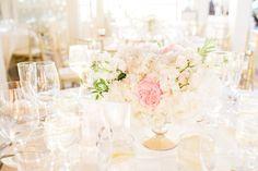 @mikaellabridal   Real #Bride Kerin's gorgeous centerpiece!