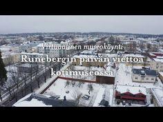Runebergin päivän viettoa kotimuseossa - YouTube Youtube