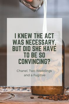 Get more of the Chanel gang in Two Weddings and a Fugitive, Book 4 in the Chanel Series. Discovery News, Second Weddings, Sign I, Chanel, Joy, Digital, Books, Libros, Glee