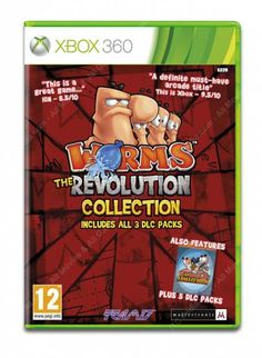 Worms The Revolution Collection PAL XBOX360-COMPLEX