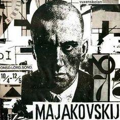 Majakovskij come Gesù, la Poesia è il Verbo. Con piedi anarchici portano pel mondo un messaggio nuovo Rivoluzionario: Alzati e cammina, compagno! E cadon