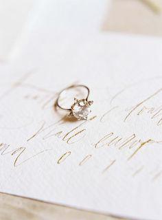 Everything That Sparkles. Custom Engagement Rings by Susie Saltzman. www.susiesaltzman.com