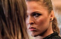 Canadauence TV: Ronda e Bethe fazem encarada, é amanhã UFC 190