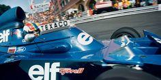 François Cevert - Tyrrell 006 Ford Cosworth DFV - Elf Team Tyrrell - XXXI Grand Prix Automobile de Monaco - 1973 FIA Formula 1 World Championship, round 6