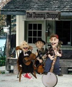 The Dummy Shoppe | Ventriloquist Puppets by JET  http://puppet-master.com - THE VENTRILOQUIST ASSISTANT