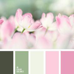 болотный, болотный зеленый, бордовый, грязный белый, грязный зеленый, грязный коричневый, зеленый, коричневый, малиновый, нежные оттенки розового, оттенки розового, очень светло салатовый, подбор цвета для дизайна, тёмно-зелёный, цвет зелени.