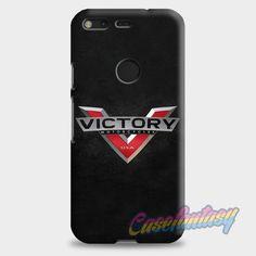 Victory Motorcycles Logo Google Pixel Case | casefantasy