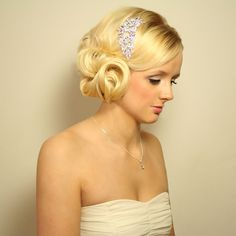 Beautifying Bride Hairstyles 2012 67