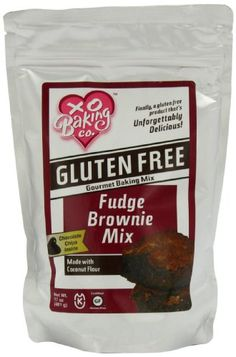 XO Baking Co Fudge Brownie Mix, 19-Ounce « Lolly Mahoney