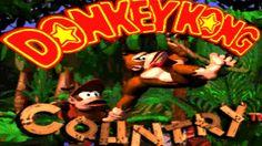 Jogue Donkey Kong Country Snes Super Nintendo para jogar gratuitamente em nosso site!