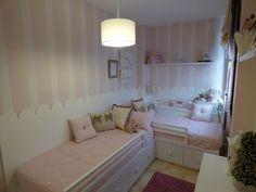 Compartimos con vosotros una preciosa habitación que ha subido ...