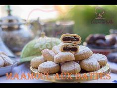 Maamoul aux dattes : recette en vidéo