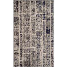 3000** polypropylen Koberec Safavieh Effi, 121x170 cm