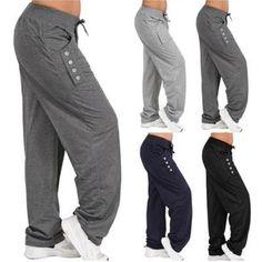 Jumpsuits-0514 Sports Trousers, Sport Pants, Sports Leggings, Trousers Women, Pants For Women, Baggy Pants, Loose Pants, Trouser Pants, Harem Pants
