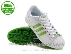 newest 4c570 08eb7 Buy Adidas Originals Superstar Chaussures Blanc Vert Femmes (Adidas  Originals Superstar W Rose) from Reliable Adidas Originals Superstar  Chaussures Blanc ...