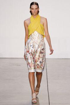Thakoon Spring 2013 Ready-to-Wear Fashion Show - Sara Blomqvist
