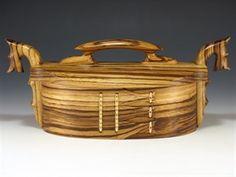 norwegian tine made from african zebra wood