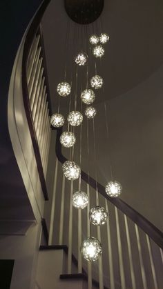 Let your guests feel welcome in your home with bright chandeliers, wall sconces, and more from Lightology. Staircase Lighting Ideas, Stairway Lighting, Foyer Lighting, Ceiling Lamp, Ceiling Lights, Foyer Chandelier, Entry Ways, Entry Foyer, Custom Lighting