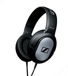 Sennheiser – 500155 – HD201 – Casque Audio Noir: Offre un son puissant, riche en basses, pour une musique rythmée Léger et confortable à…