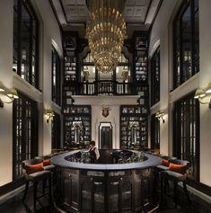 La Maison 1888 - Buffalo Bar. InterContinental Danang Sun Peninsula Resort | Danang,Vietnam