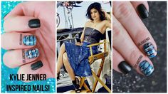 Trend Report- Kylie Jenner & Cosmopolitan Inspired Nail Designs #8  by Lancengi