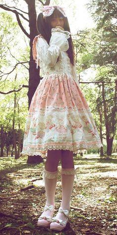 [ • sweet lolita - old school lolita • ]