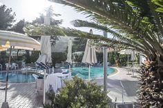 Thermal pool @ Hotel Internazionale Ischia - info@hotelinternazionaleischia.com, Via Acquedotto 33, 80070 Barano d'Ischia NA,  Tel: +39081901315 Outdoor Swimming Pool, Swimming Pools, Thermal Pool, Das Hotel, Marina Bay Sands, Island, Building, Water, Travel