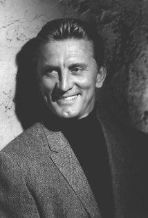 There was just something about Kirk Douglas.  He was a great actor and really appealed to the females of my generation.  A real man's man...