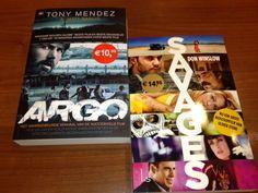 """""""Argo"""" met een Oscar bekroonde film en """"Savages"""" van Oliver Stone."""